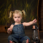 toddler girl, overalls, fishing theme