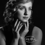old hollywood senior portraits