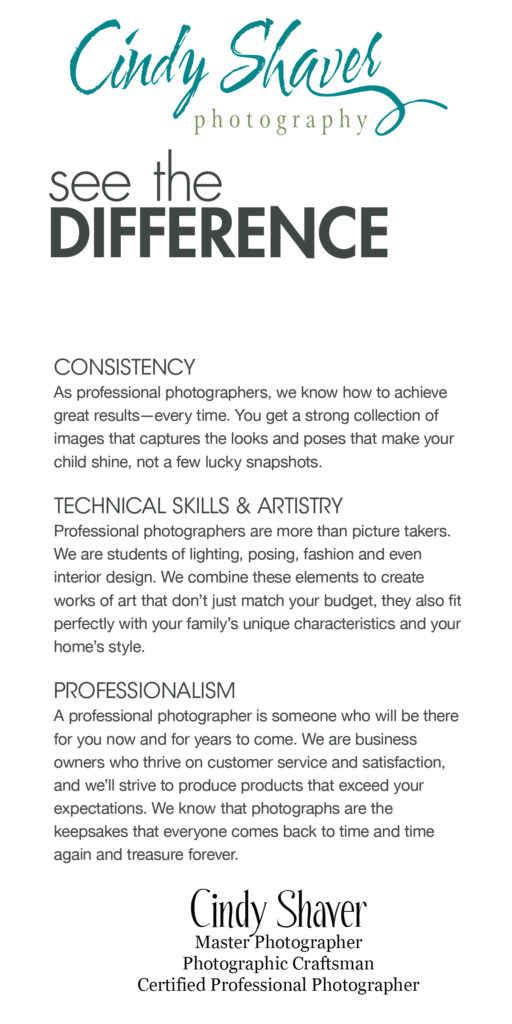 Finding a Professional Photographer
