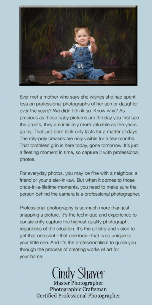 Choosing a professional photographe