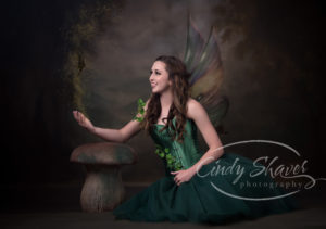 fairy concept shoot, senior model, huntsville photographer, cindy shaver photography