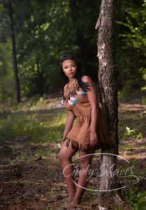 pocahontas concept shoot, senior model, huntsville photographer, cindy shaver photography