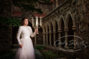 secret garden concept shoot, senior model, huntsville photographer, cindy shaver photography