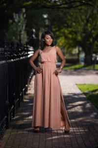 senior girl, senior model, downtown, Huntsville, AL